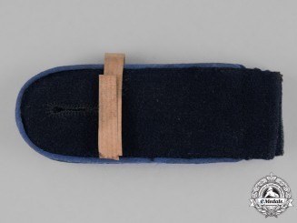 Germany, SS. A Pair of Waffen-SS Medical Service EM/NCO Shoulder Straps