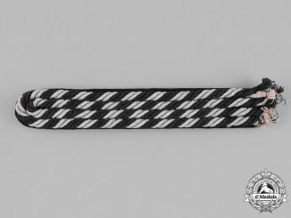 Germany, SS. A Waffen-SS EM/NCO Shoulder Board