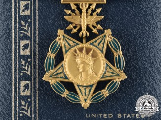 United States. Air Force Medal of Honor