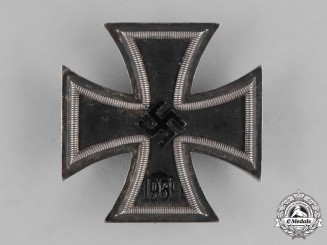 Germany, Wehrmacht. A 1939 Iron Cross First Class by Klein & Quenzer