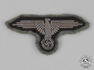 Germany, SS. A Waffen-SS EM/NCO's Sleeve Eagle
