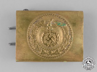 Germany, SA. A Sturmabteilung (SA) Belt Buckle