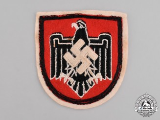 Germany, DRK. A Second War Period German Red Cross Sleeve Eagle