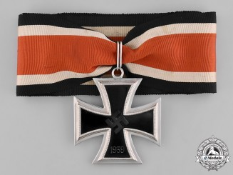 Germany, Wehrmacht. A 1939 Grand Cross of the Iron Cross by Deutsche Goldschmiedekunst-Werkstätten