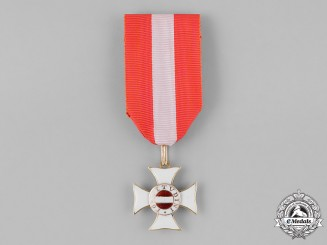 Austria, Imperial. A Military Order of Maria Theresia in Gold, Knight, c.1930
