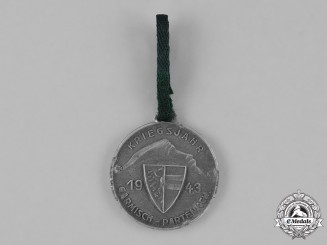Germany, Third Reich. A Mountaineer Reserve Medal