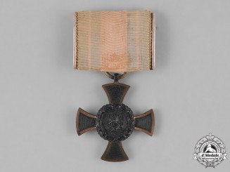 Bavaria, Kingdom. An 1866 Bavarian Campaign War Cross.