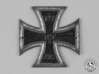 Germany, Imperial. A First War German Iron Cross Decoration