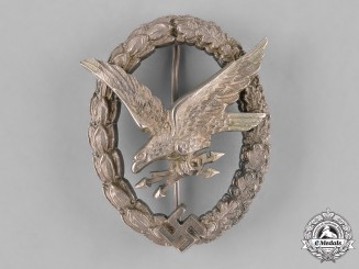 Germany. Luftwaffe. A Radio Operator Badge, by Imme & Söhn