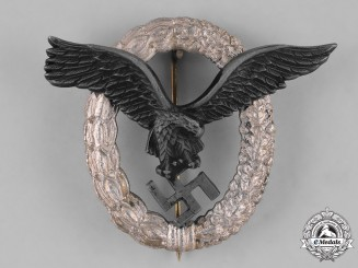 Germany, Luftwaffe. A Pilot Badge