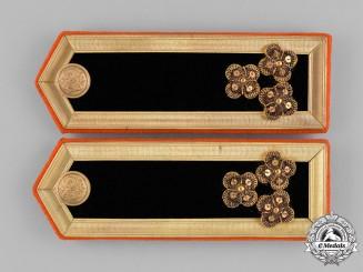 Austria, Empire. A Pair of First War Shoulder Boards by Gebruder Schneider