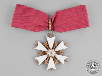 Estonia, Republic. An Order of the White Star, III Class Commander, c.1940