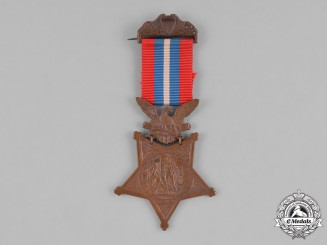 United States. An Army Medal of Honor, Type II (1896-1904)