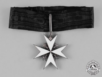 United Kingdom. An Order of St. John, Knights of Grace and Commander's Neck Badge