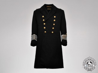 Japan, Imperial Navy. A Captain Dress Coat, c.1940