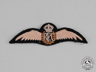 United Kingdom. A Royal Flying Corps (RFC) Pilot Badge, c.1930