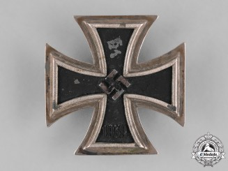 Germany, Third Reich. A First Class Iron Cross 1939