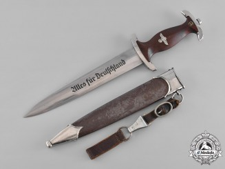Germany. An Early Model 1933 SA Dagger, by Aesculap of Tuttingen