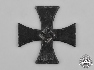Germany, Third Reich. An Iron Cross 1939 Second Class Core
