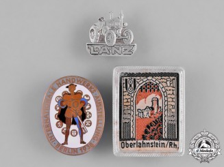 Germany, Third Reich. A Grouping of German Day Badges