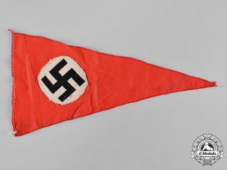 German, Third Reich. A Second War Third Reich Pennant
