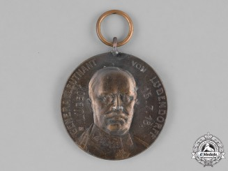 Germany, Imperial. A First War Generalleutnant von Ludendorff Medal