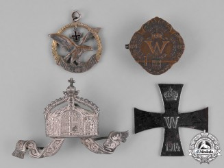 Germany, Imperial. A Group of Imperial German Items