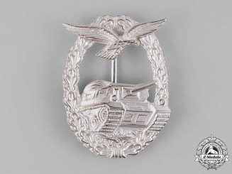 Germany. A Luftwaffe Tank Badge, Alternative 1957 Version