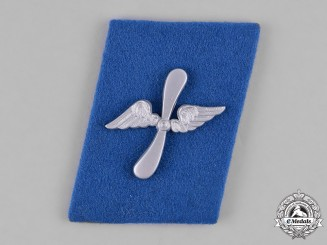 Germany, DLV. A German Air Sports Association Collar Tab