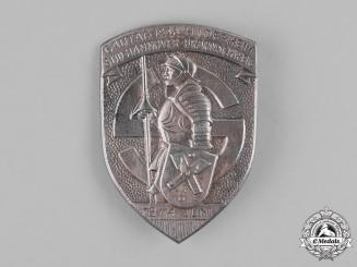 Germany, Third Reich. A 1936 Hildesheim Süd-Hannover Braunschweig District Council Day Badge