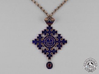 Romania, People's Republic. A Patriarchal Cross, c.1961