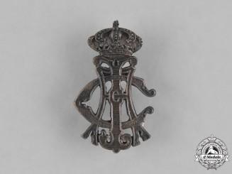 Romania, Kingdom. A Commemorative Badge