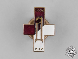 Russia, Imperial. A II Drozdovsky Officer Rifle Regiment Member's Badge