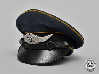 Germany, Luftwaffe. An EM/NCO's Visor Cap