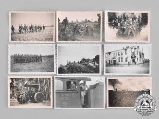 Germany, Heer. A Lot of German Army Photographs