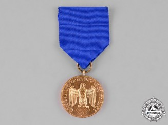 Germany, Wehrmacht. A 12-Year Long Service Medal
