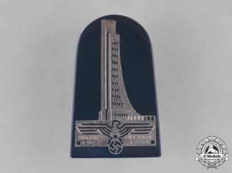Germany, Third Reich. A Laboe Naval Memorial Day Badge