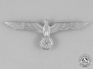 Germany, Kriegsmarine. A German Navy Administration Breast Eagle