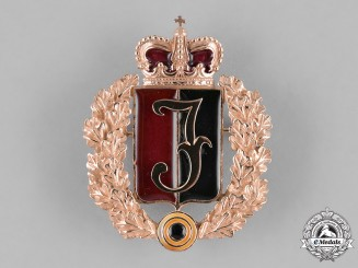 Germany. Prince Johannes of Thurn and Taxis Hunting Honour Badge