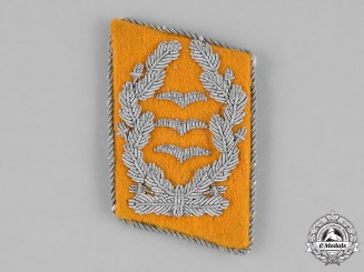 Germany, Luftwaffe. A Luftwaffe Flight Personnel Oberst (Colonel) Collar Tab
