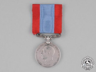 United Kingdom. A Rocket Apparatus Volunteer Long Service Medal, to William Lee