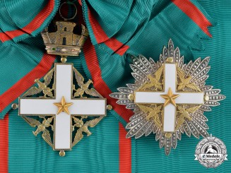 Italy, Republic. An Order of Merit, I Class Grand Cross, by E.Gardino, c.1955