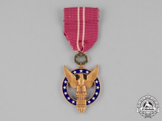 "United States. A Presidential Medal of Merit ""For Exhibition Purposes Only"""