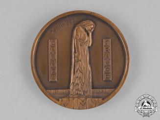 Canada. A Vimy Pilgrimage Souvenir Medal