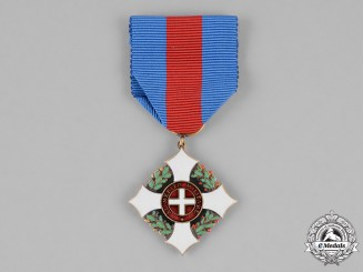 Italy, Kingdom. A Military Order of Savoy, Knight's Breast Cross, c.1917