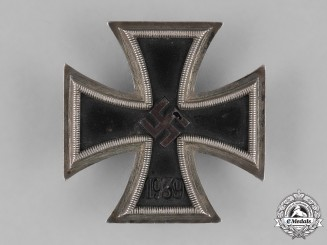 Germany, Wehrmacht. An Iron Cross 1939 I Class