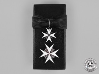 United Kingdom. An Order of St. John, Knight of Grace, c.1950