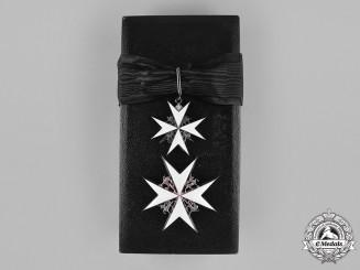 United Kingdom. An Order of St. John, Knight of Grace, c.1950