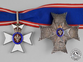United Kingdom. A Royal Victorian Order, Knights Commander Set (KCVO)