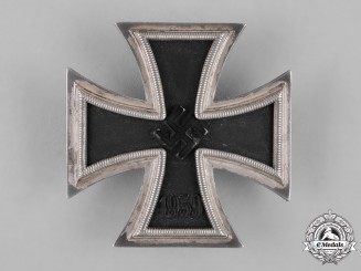 Germany, Wehrmacht.  A 1939 Iron Cross, I Class, by Wilhelm Deumer